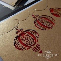 Kartki bożonarodzeniowe / Kartka świąteczna K550