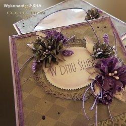 Kartka W dniu Ślubu 2