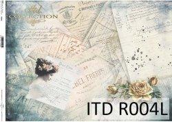 Papier ryżowy ITD R0004L