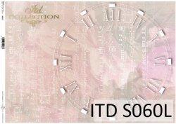 Papier decoupage SOFT ITD S0060L