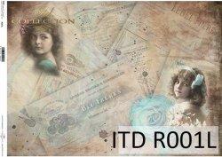 Papier ryżowy ITD R0001L