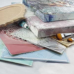 decoupage - rice paper decoupage - scrapbooking paper - stencil - mixmedia - invitations - christmas card - diplomas - Itd Collection