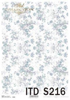 papír pro decoupage Soft S0216