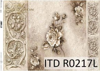 рисовая бумага для декупажа R0217L
