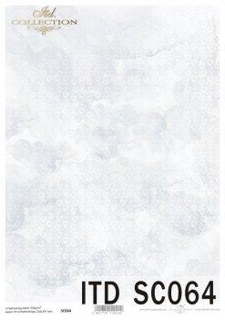 бумага для скрапбукинга SC0064