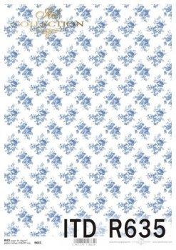 рисовая бумага для декупажа R0635