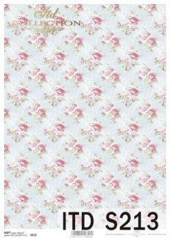 papír pro decoupage Soft S0213