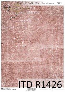 рисовая бумага для декупажа R1426