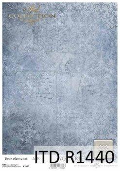 рисовая бумага для декупажа R1440