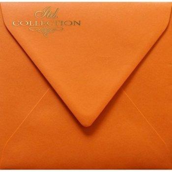 Конверт KP02.22 154x154 оранжевый
