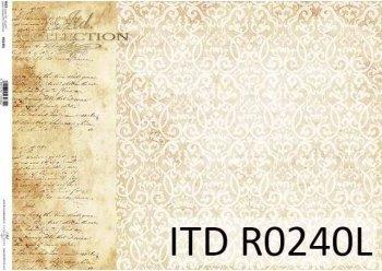 рисовая бумага для декупажа R0240L