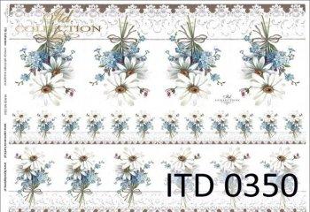 бумага для декупажа классическая D0350M