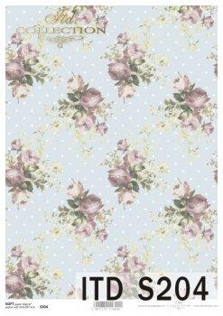 papír pro decoupage Soft S0204