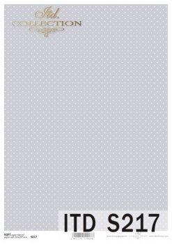 papír pro decoupage Soft S0217