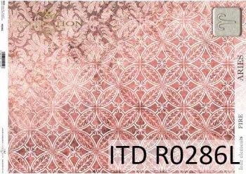 рисовая бумага для декупажа R0286L