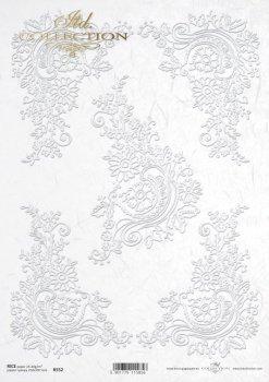 рисовая бумага для декупажа R0552
