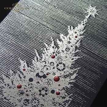 Рождественская и Новогодняя открытка K556