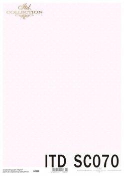 бумага для скрапбукинга SC0070