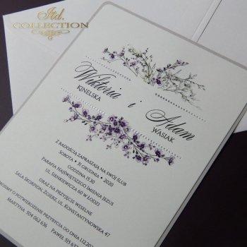 Свадебное приглашение 2069