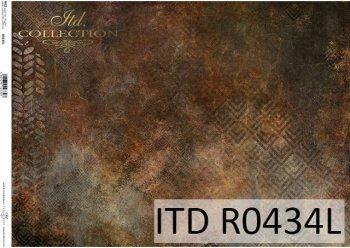 рисовая бумага для декупажа R0434L