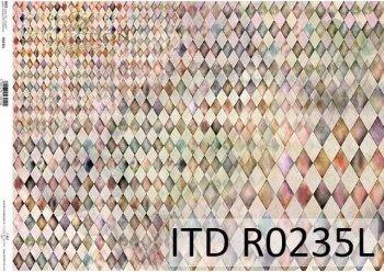 рисовая бумага для декупажа R0235L