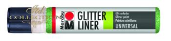 Liner Glitter 25 ml - Kiwi 561