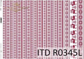 рисовая бумага для декупажа R0345L