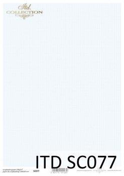 бумага для скрапбукинга SC0077