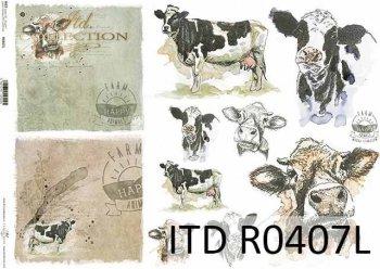 рисовая бумага для декупажа R0407L