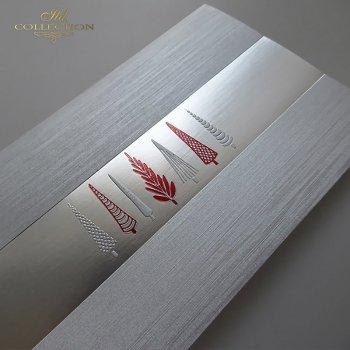 Рождественская и Новогодняя открытка K607