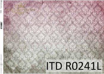 рисовая бумага для декупажа R0241L