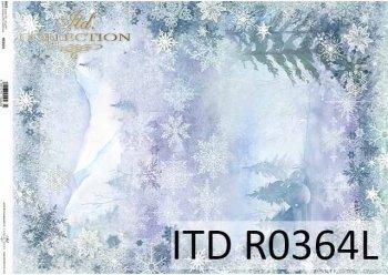 рисовая бумага для декупажа R0364L
