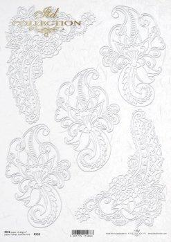 Reispapier für Serviettentechnik und Decoupage R0553