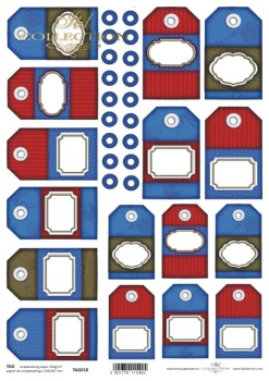 Frames für Scrapbooking TAG0018