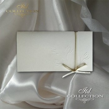 Einladungskarten / Hochzeitskarte 2047