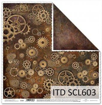 Papier für Scrapbooking SCL603
