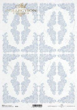 Reispapier für Serviettentechnik und Decoupage R0559