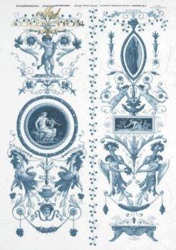 Reispapier für Serviettentechnik und Decoupage R0059