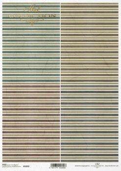 Reispapier für Serviettentechnik und Decoupage R1810