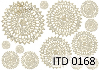 Papier für Serviettentechnik und Decoupage D0168M
