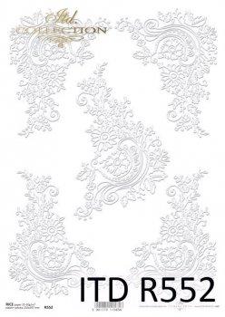 Reispapier für Serviettentechnik und Decoupage R0552