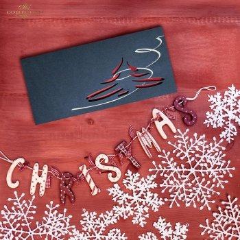 Weihnachtskarten für Unternehmen / Weihnachtskarte K501