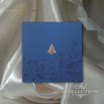 Weihnachtskarten für Unternehmen / Weihnachtskarte K577