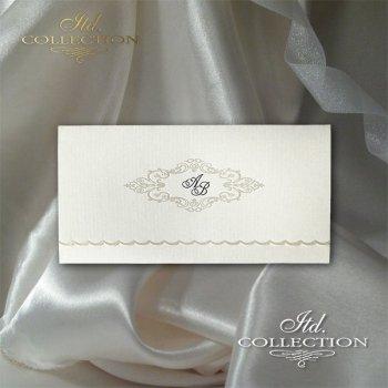 Einladungskarten / Hochzeitskarte 2032