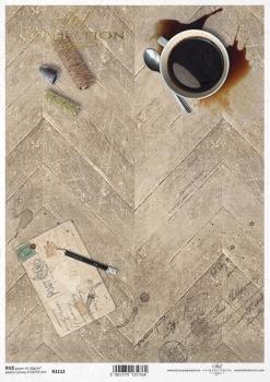 Reispapier für Serviettentechnik und Decoupage R1112