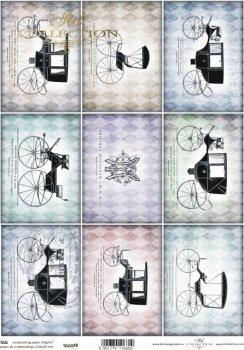 Frames für Scrapbooking TAG0048
