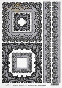 Reispapier für Serviettentechnik und Decoupage R0438