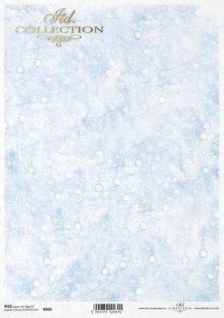 Reispapier für Serviettentechnik und Decoupage R0806