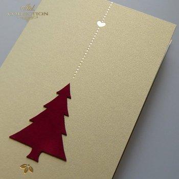 Weihnachtskarten für Unternehmen / Weihnachtskarte K627