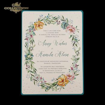 Einladungskarten / Hochzeitskarte 2071